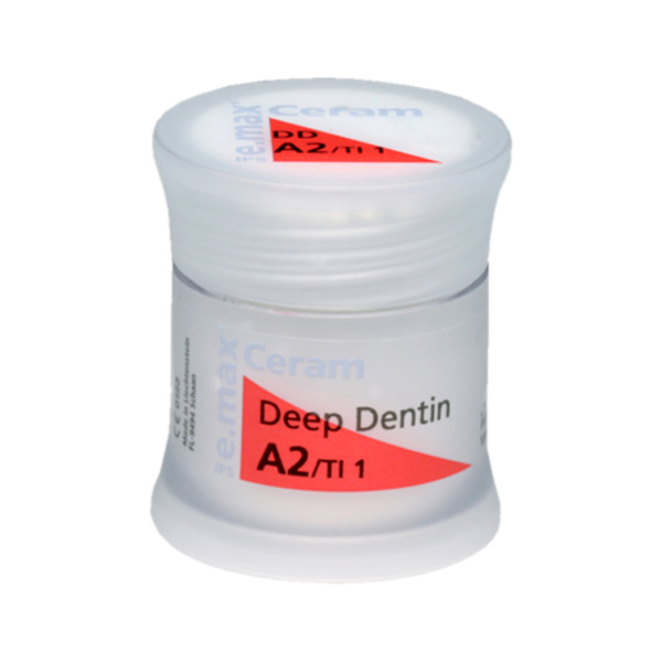 IPS e.max Ceram Deep Dentin (дип-дентин), 1х20 г, цвет А2