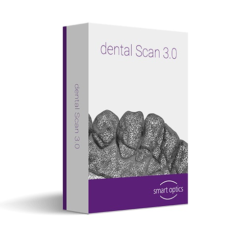 Программное обеспечение dental Scan 3.0